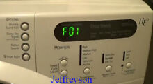 F01 Error Code Repair Kit for Whirlpool  Kenmore and Maytag Dryers