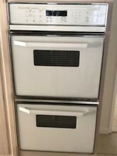 KitchenAid 27 inch Superba Thermal Convection Double Oven Electric