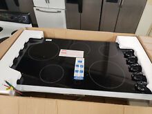 Frigidaire FFEC3624PB Black Ceramic 36 inch Smoothtop Electric Cooktop