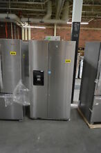 Whirlpool WRS325SDHZ 36  Stainless Side By Side Refrigerator NOB  30760 HRT