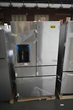 KitchenAid KRMF706ESS 36  Stainless French Door Refrigerator NOB  30815 HRT