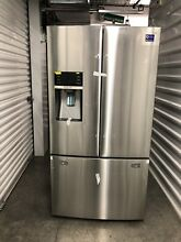 Samsung RF28HFEDTSR 36  Stainless French Door Refrigerator