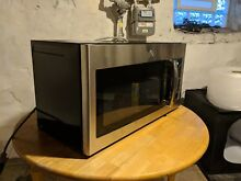 GE JVM3160RFSS 1000 Watt With Convection Cook Microwave Oven
