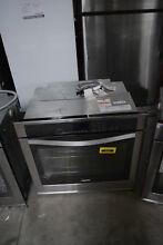 Whirlpool WOS51EC0AS 30  Stainless Single Electric Wall Oven NOB  30884 CLW