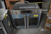 GE CT9070SHSS 30  Stainless French Door Electric Wall Oven NOB  30885 HRT