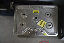 GE PGP953SETSS 30  Stainless Natural Gas Cooktop NOB  30934 HRT