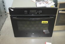 GE JT5000DFBB 30  Black Single Electric Wall Oven NOB  30939 HRT
