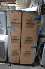 Whirlpool WRS975SIDM 36  Stainless Side By Side Refrigerator NOB  30996 HRT
