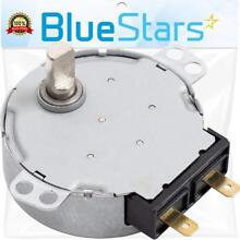 Ultra Durable WB26X10038 Microwave Turntable Motor Replacement Part by Blue