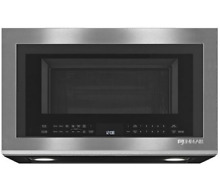 Jenn Air JMV9196CS 30  Stainless Over The Range Microwave NOB  31021 HRT