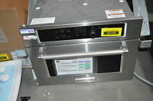 KitchenAid KMBS104ESS 24  Stainless Built In Microwave  31051 HRT