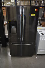 Samsung RF263TEAESG 36  Black Stainless French Door Refrigerator NOB  31080 HRT