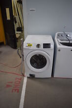 Samsung WF42H5000AW 27  White Front Load Washer NOB  31260 HRT