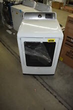 Samsung DVE50M7450W 27  White Front Load Electric Dryer NOB  31500 HRT