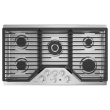 NEW GE Profile 36 Inch Natural Gas Burner Style Cooktop w  5 Burners PGP9036SLSS
