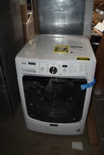 Maytag MHW3505FW 27  White Front Load Washer NOB  31591 HRT