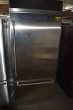 KitchenAid KBBR206ESS 36  Stainless Built In Refrigerator NOB  31625 HRT
