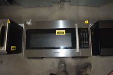 Samsung ME18H704SFS 30  Stainless Over The Range Microwave Hood  31785 HRT