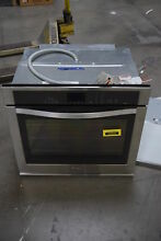 Whirlpool WOS92EC0AS 30  Stainless Single Electric Wall Oven NOB  32037 CLW