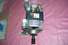 HE 3 T FRONT LOAD WASHER MOTOR    GOOD CLEAN MOTOR