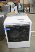 Maytag MEDB835DW 29  White Front Load Electric Dryer NOB  32123 HRT