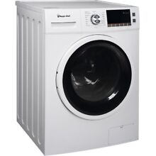 NEW Magic Chef MCSCWD20W3 Washer Dryer 2 0 cf  Washer Dryer Combo Wht