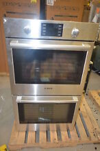 Bosch HBL5551UC 30  Stainless Double Electric Wall Oven NOB T 2  15663