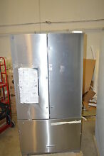 KitchenAid KRFF507ESS 36  Stainless French Door Refrigerator T2 NOB  15780 CLW