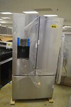 Whirlpool WRF736SDAM 36  Stainless French Door Refrigerator NOB T 2  14943 CLW