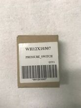 GE Washer Pressure Switch Wh12x10307