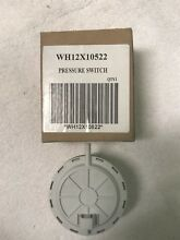Ge WH12X10522 Washer Water Level Pressure Switch