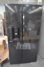 LG LSXS26326B 36  Black Side by Side Refrigerator  28214 CLW
