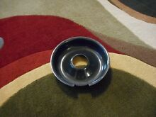 Frigidaire 6 Inch Drip Pan Range Stove Cook Top Vintage GM Part 5307537053