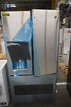 GE CFE28TSHSS 36  Stainless French Door Refrigerator NOB  32544 HRT