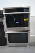 Samsung NV51K6650DS 30  Stainless Double Electric Wall Oven NOB  32640 HRT