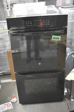 GE JK3500DFBB 27  Black Double Electric Wall Oven NOB  32672 CLW
