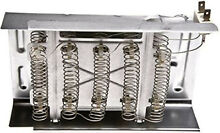 Whirlpool 279838 Dryer Heating Element w  Fuse for LER7620LW0 LER5636 REX3615EW1