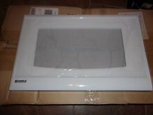 BRAND NEW OEM WHITE Kenmore Microwave Oven Door Assembly