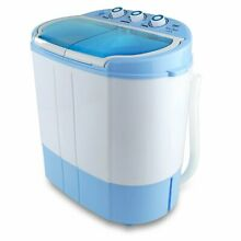 Fast Washing Machine Spinner Dryer Combo Apartment EASY TO USE 250W 2 in 1