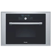 Thermador MES301HP 24  Stainless Single Combo Steam Wall Oven NOB  32781 HRT