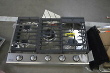 Samsung NA30K6550TS 30  Stainless Gas 5 Burner Cooktop NOB  32955 CLW
