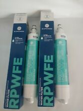 GE RPWFE Genuine Replacement Refrigerator Water Filter   2 Pack