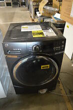 GE GFW450SPMDG 27  Diamond Gray Front Load Washer NOB  33190 HRT
