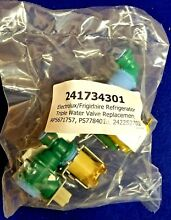 Electrolux 241734301 Frigidaire Refrigerator Water Valve  Triple  Free Shipping
