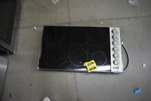 Viking VEC5366BSB 36  Stainless 6 Element Electric Cooktop NOB  33409 HRT