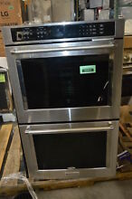 KitchenAid KODE500ESS 30  Stainless Double Electric Wall Oven NOB  33562 MAD