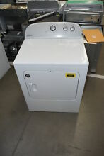 Whirlpool WED4815EW 29  White Front Load Electric Dryer NOB  33805 HRT