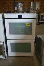 Whirlpool WOD51EC0AW 30  White Electric Self Clean Double Wall Oven  33955 HRT