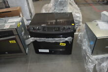 GE JD630DFBB 30  Black Drop In Electric Range NOB  30970 HRT