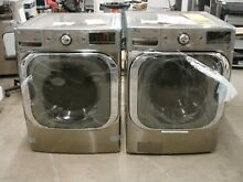 New Open box LG Washer WM8100HVA and Dryer DLG8101V  1 YEAR WARRANTY Stackable